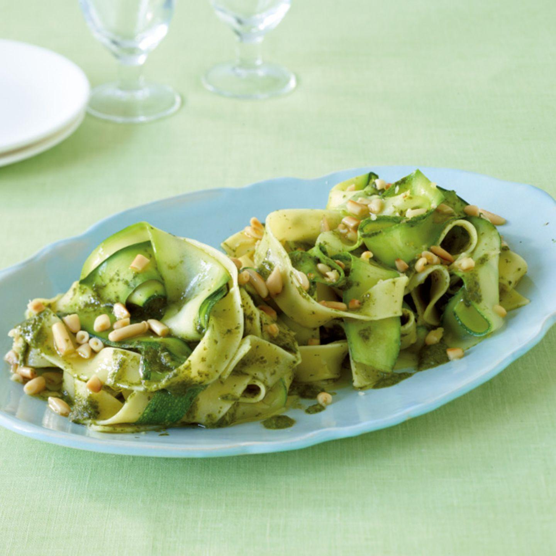 Leichte Rezepte mit Zucchini