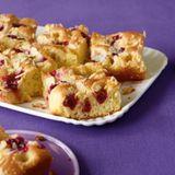 Marzipan-Preiselbeer-Kuchen