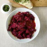Lauwarmer Rote-Bete-Salat