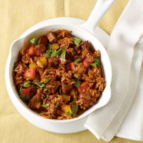 Reis-Fleisch