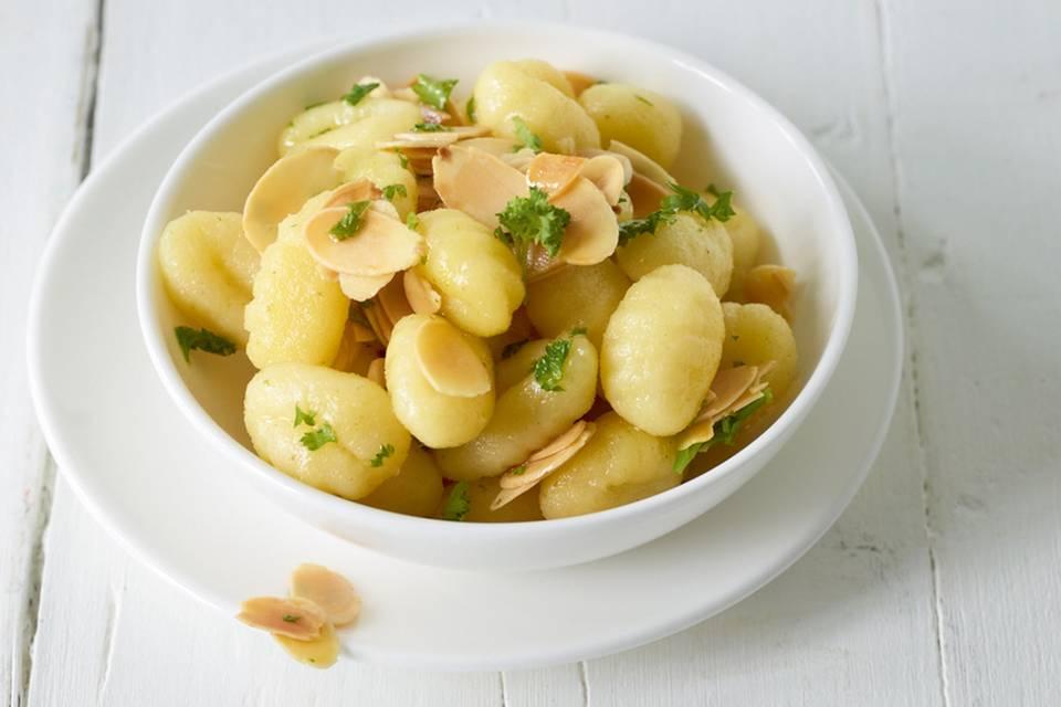Gnocchi mit Petersilienbutter Rezept