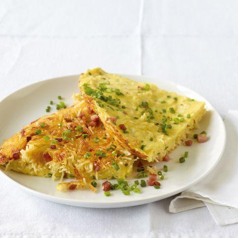 Carbonara-Omelett