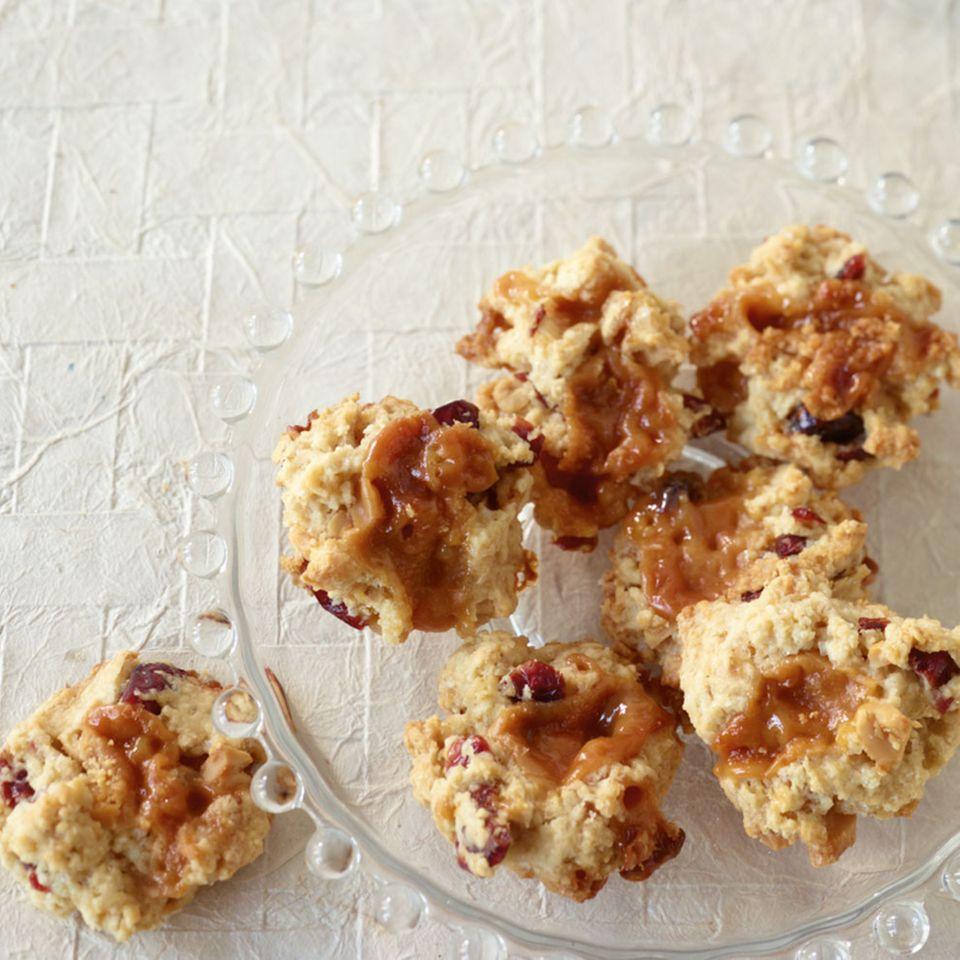 Karamell-Cookies