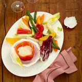 Sardellensauce zu Gemüse (Bagna Cauda)