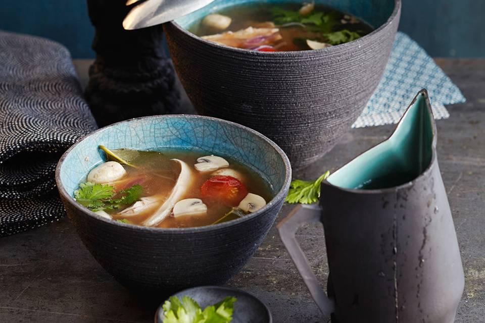 Hot And Sour Soup Rezept