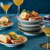 Zitronen-Schnitzel mit japanischem Omelette