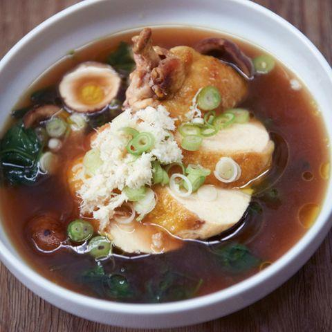 Asia-Spinat-Eintopf