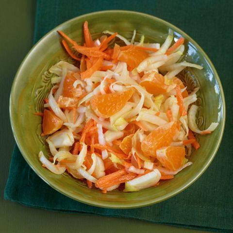 Chicorée-Möhren-Salat