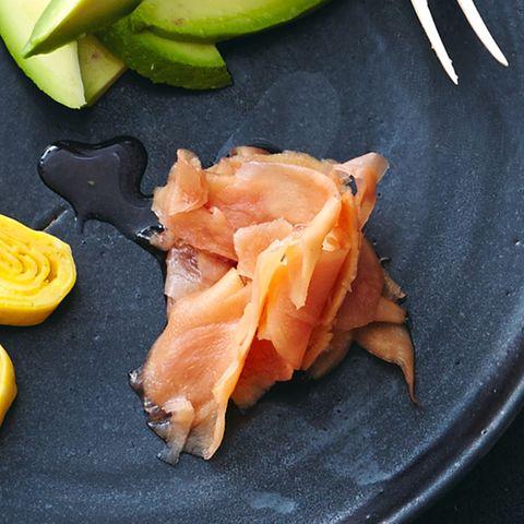Sushi-Ingwer