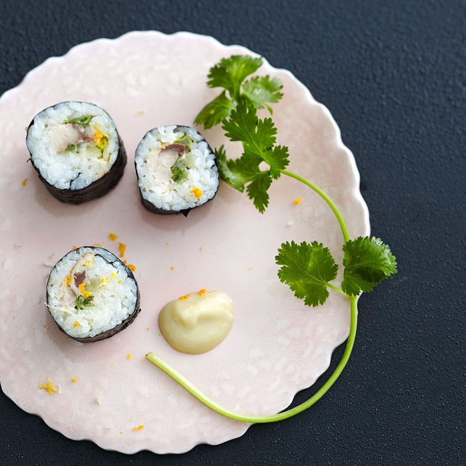 Sushi-Rezepte