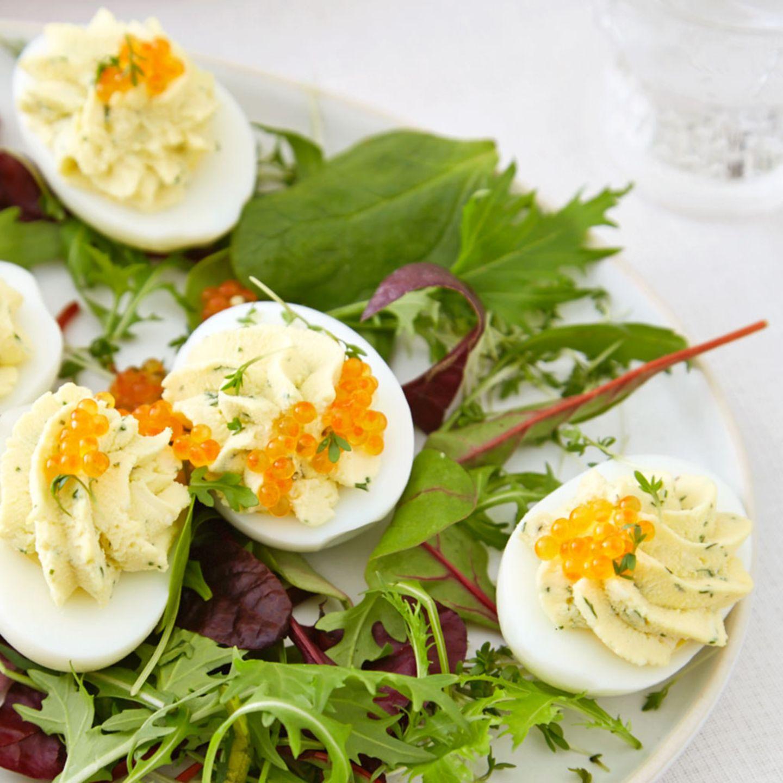 Osterbrunch: Rezepte mit Ei