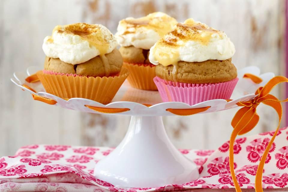 Mokka-Eierlikör-Muffins Rezept