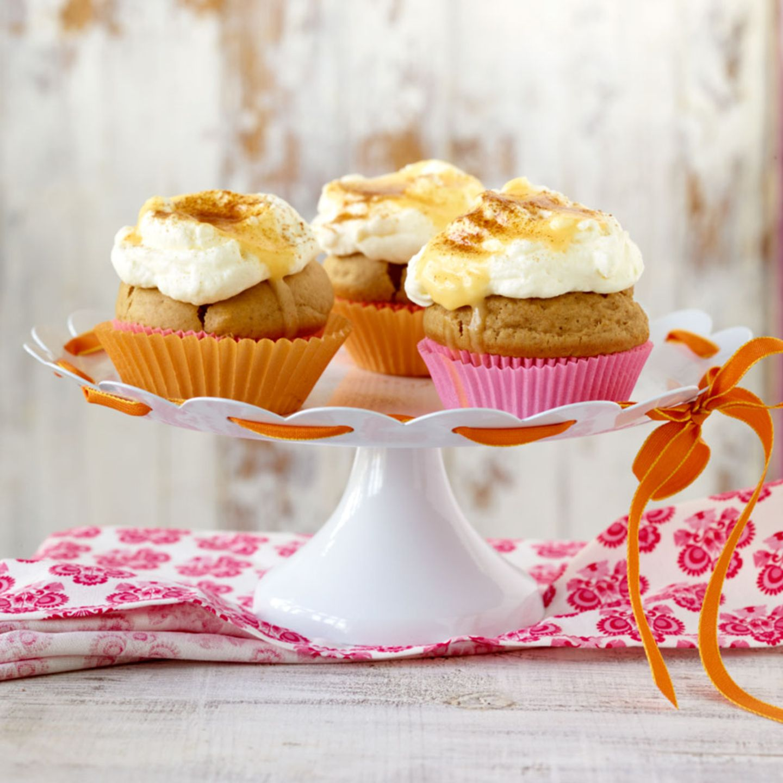 Mokka-Eierlikör-Muffins