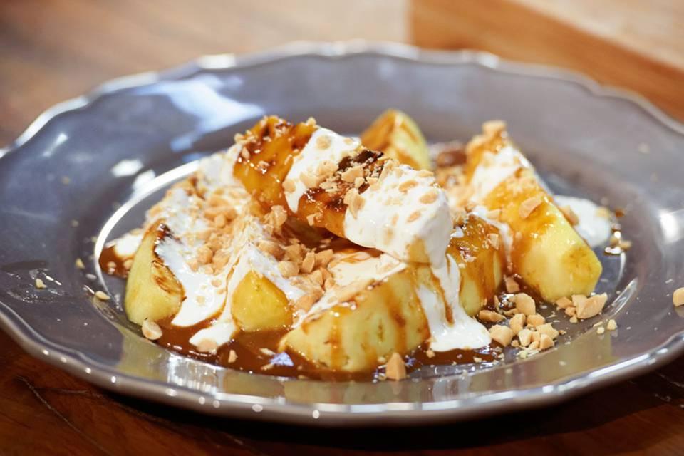 Whiskey-Fudge mit Ananas Rezept