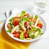 Spargel-Brot-Salat