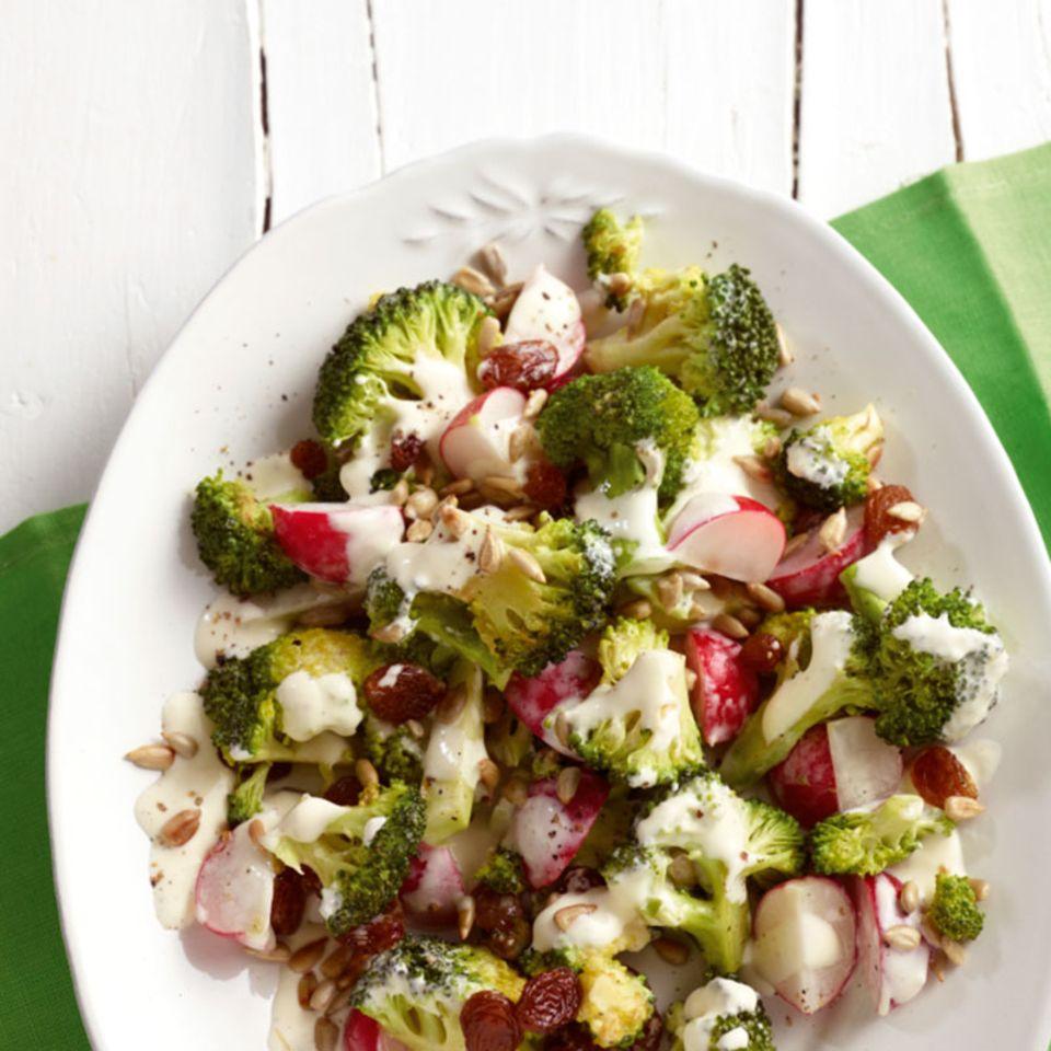 Broccoli-Radieschen-Salat