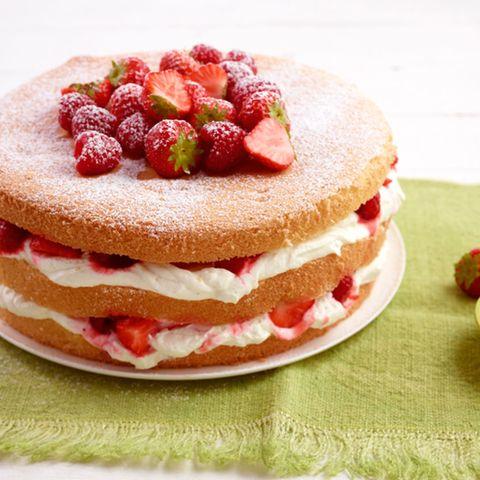 Diese tolle Torte zaubert jeder Mutter ein Lächeln ins Gesicht!