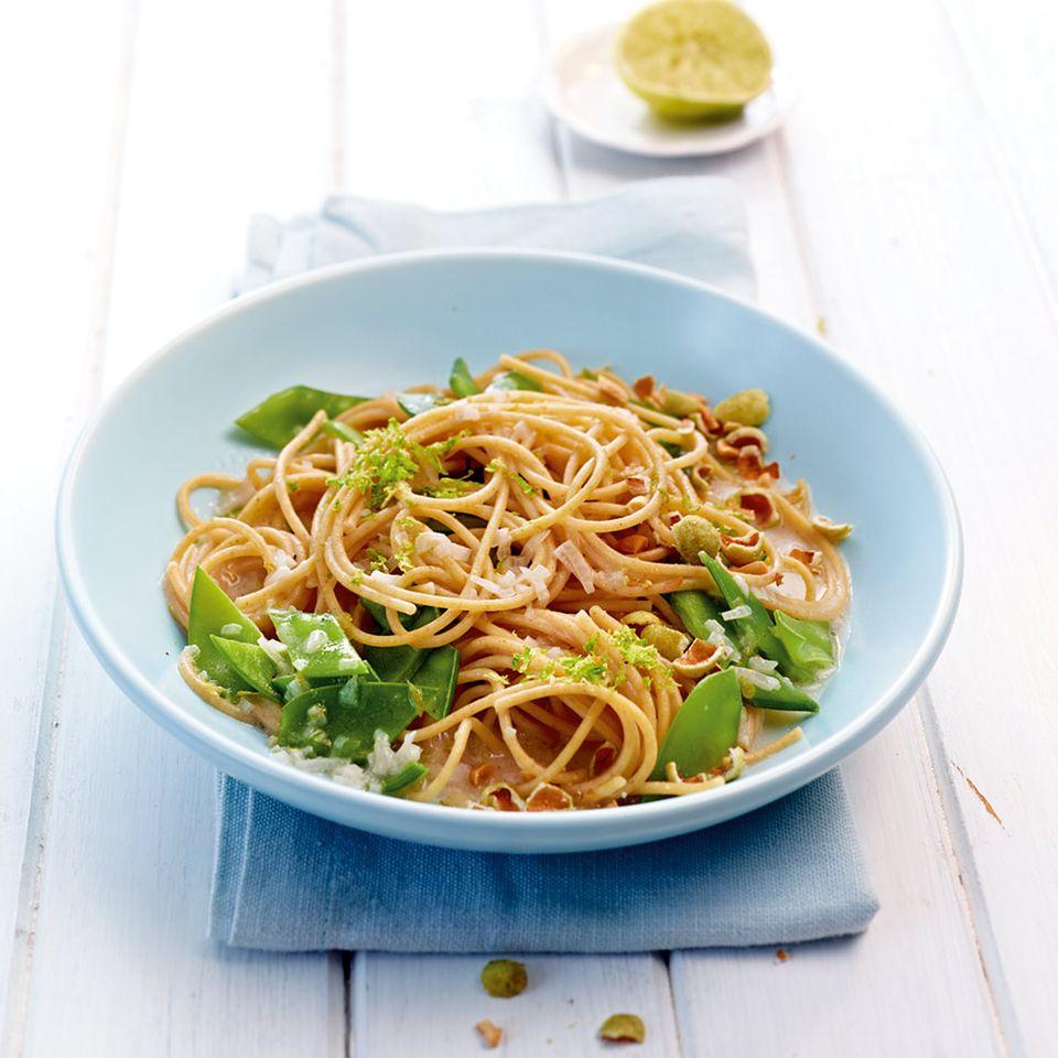 Rezepte: Vegetarisches mit Limetten