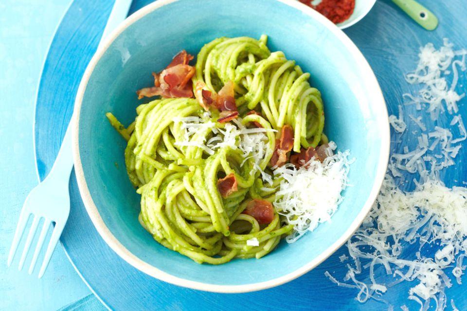 10 sensationelle Spaghetti-Rezepte
