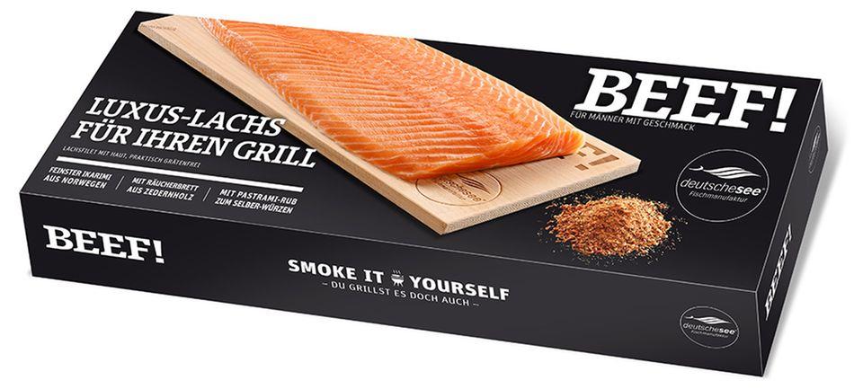 Fisch-Grill-Box von BEEF! und Deutsche See