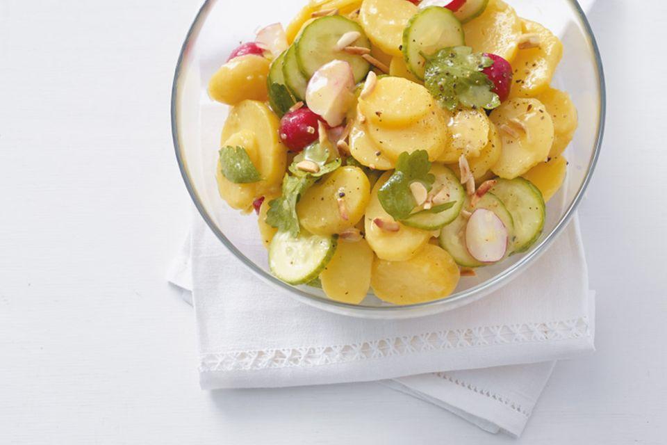 10 wunderbare Kartoffelsalate