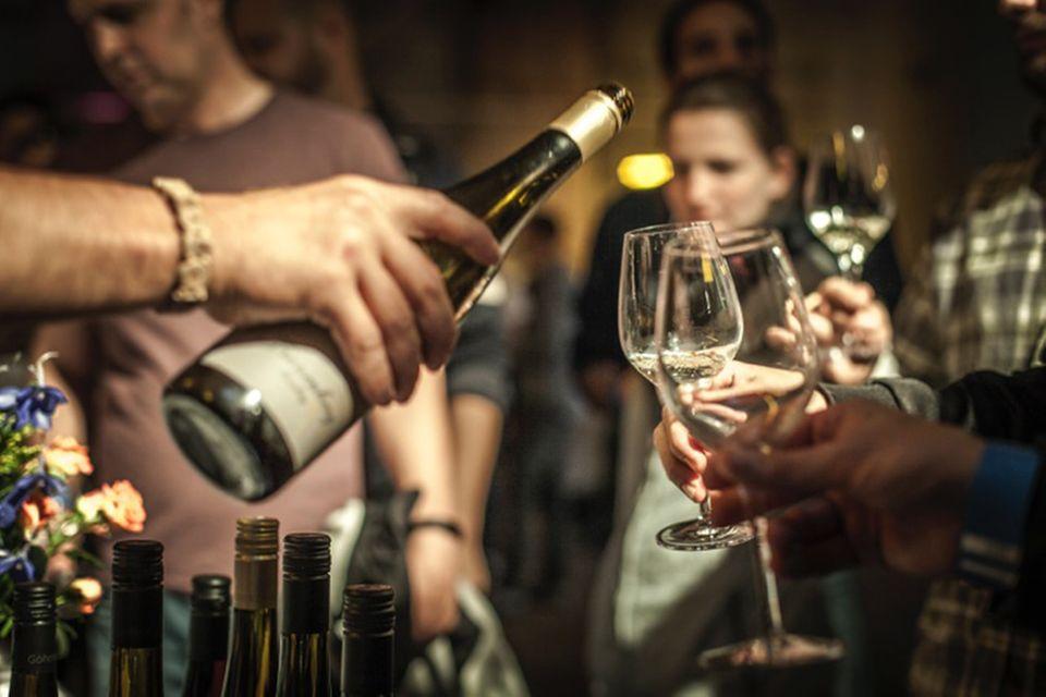 Die Weinprobe in drei Schritten