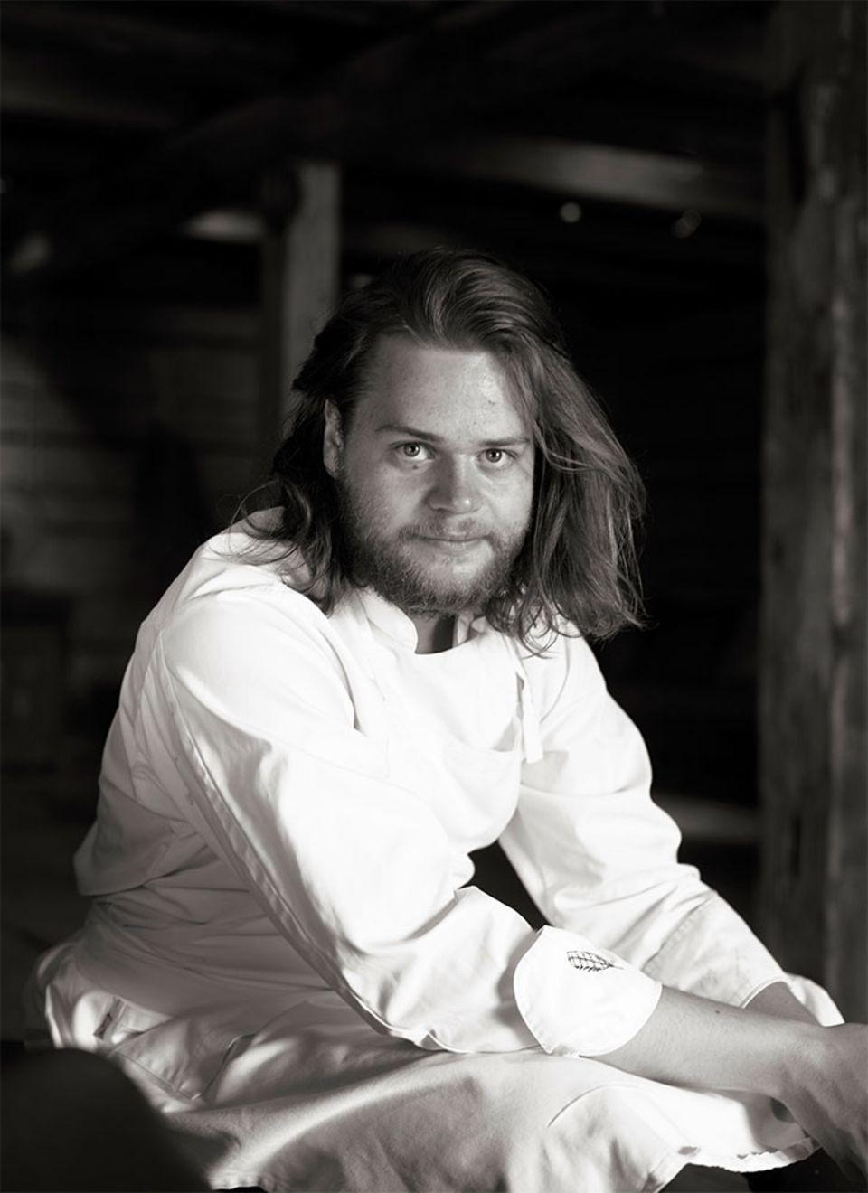 Star der skandinavischen Gastronomieszene: Magnus Nilsson