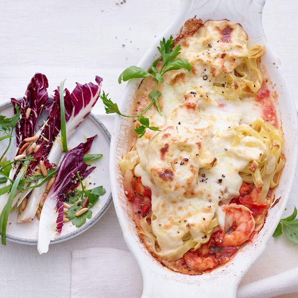 Pasta: Rezepte aus dem Ofen