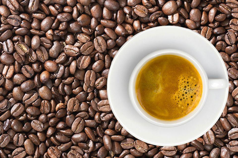 Kaffee pur genießen