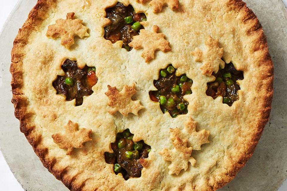 10 herzhafte & süße Pies zum Genießen