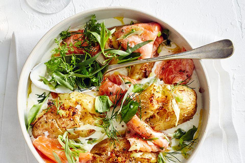 Lachs-Gerichte: unsere Top 10