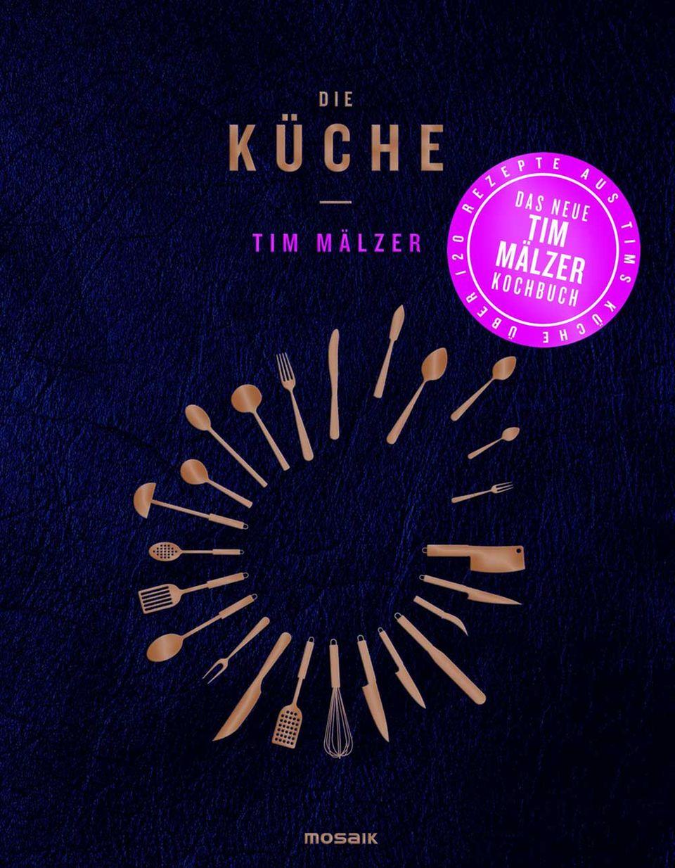 """Neues Kochbuch von Tim Mälzer: """"Die Küche"""""""