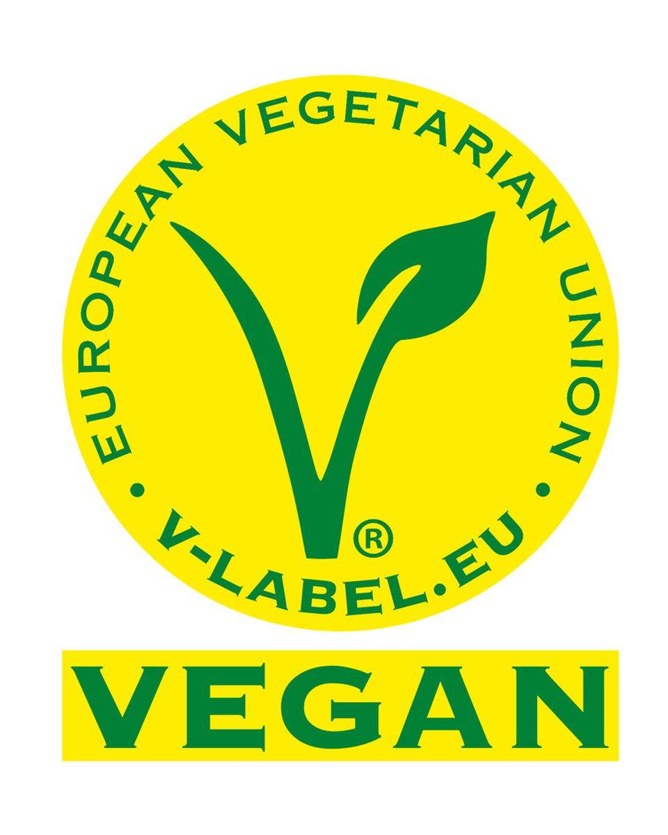 Produkte, die das V-Label tragen, sind vegan