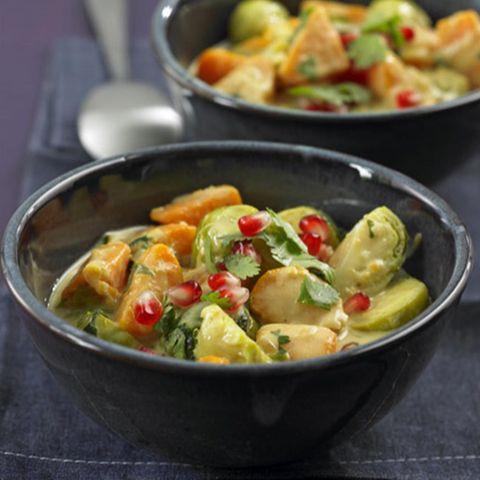 Rezepte: Vegetarisches mit Koriander