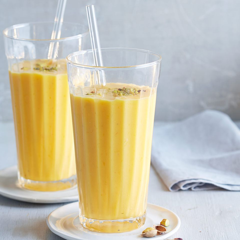 Rezepte: Getränke mit Mango
