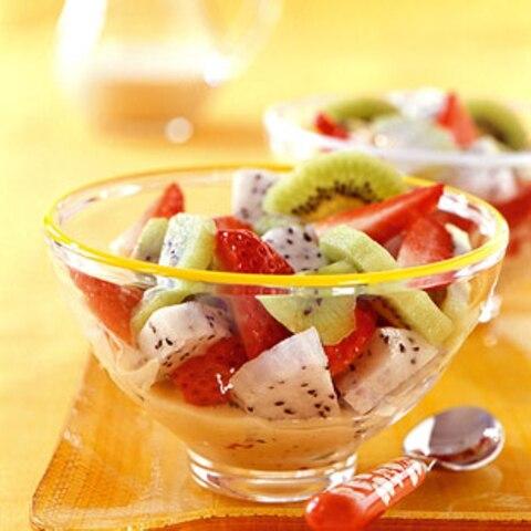 Rezepte: Salate mit Kiwi