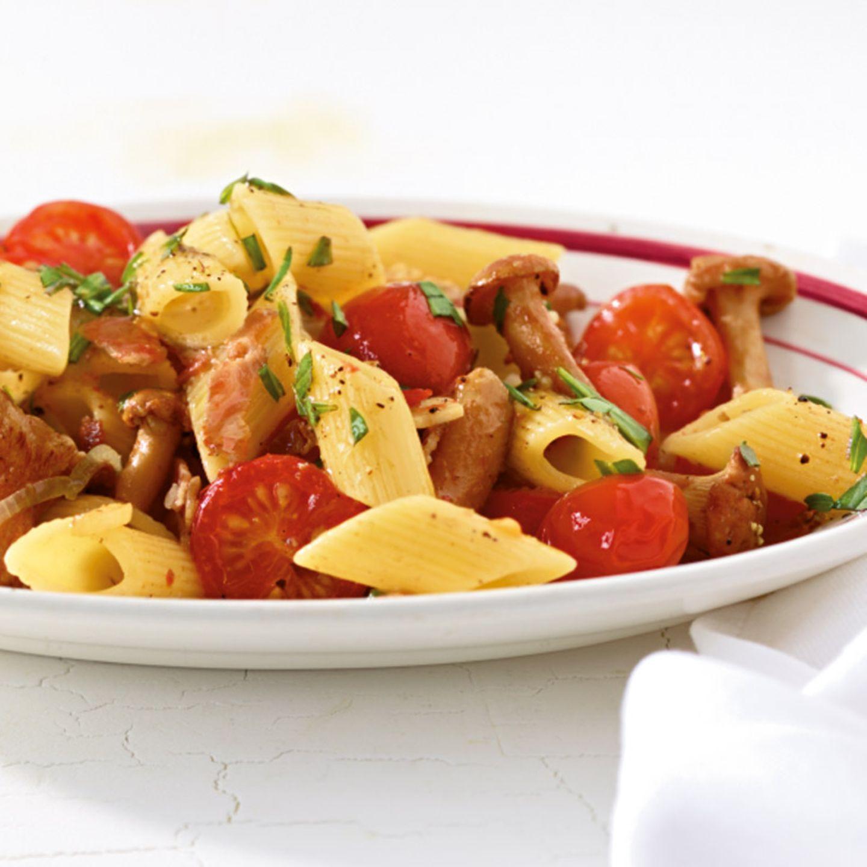 Pfifferlinge: Rezepte mit Pasta