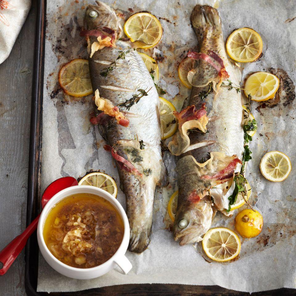 Rezepte: Fisch mit Thymian