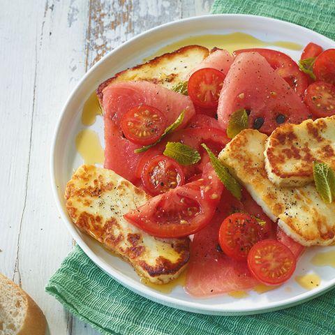 Herzhafte Rezepte mit Wassermelone