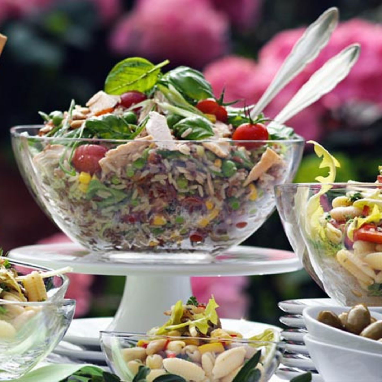 Rezepte: Salate, Pasta und Sandwiches mit Thunfisch