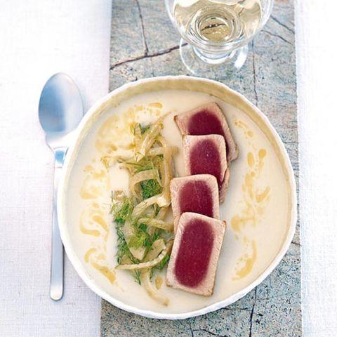 Rezepte: Tunfisch raffiniert