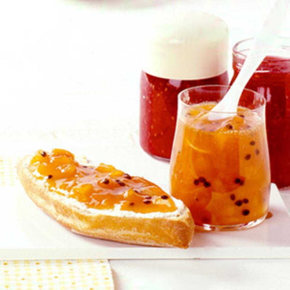 Rezepte: Papaya im Glas