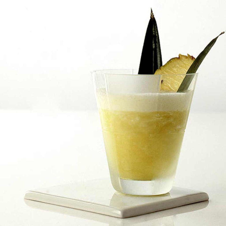 Vitamine im Glas: frische Drinks
