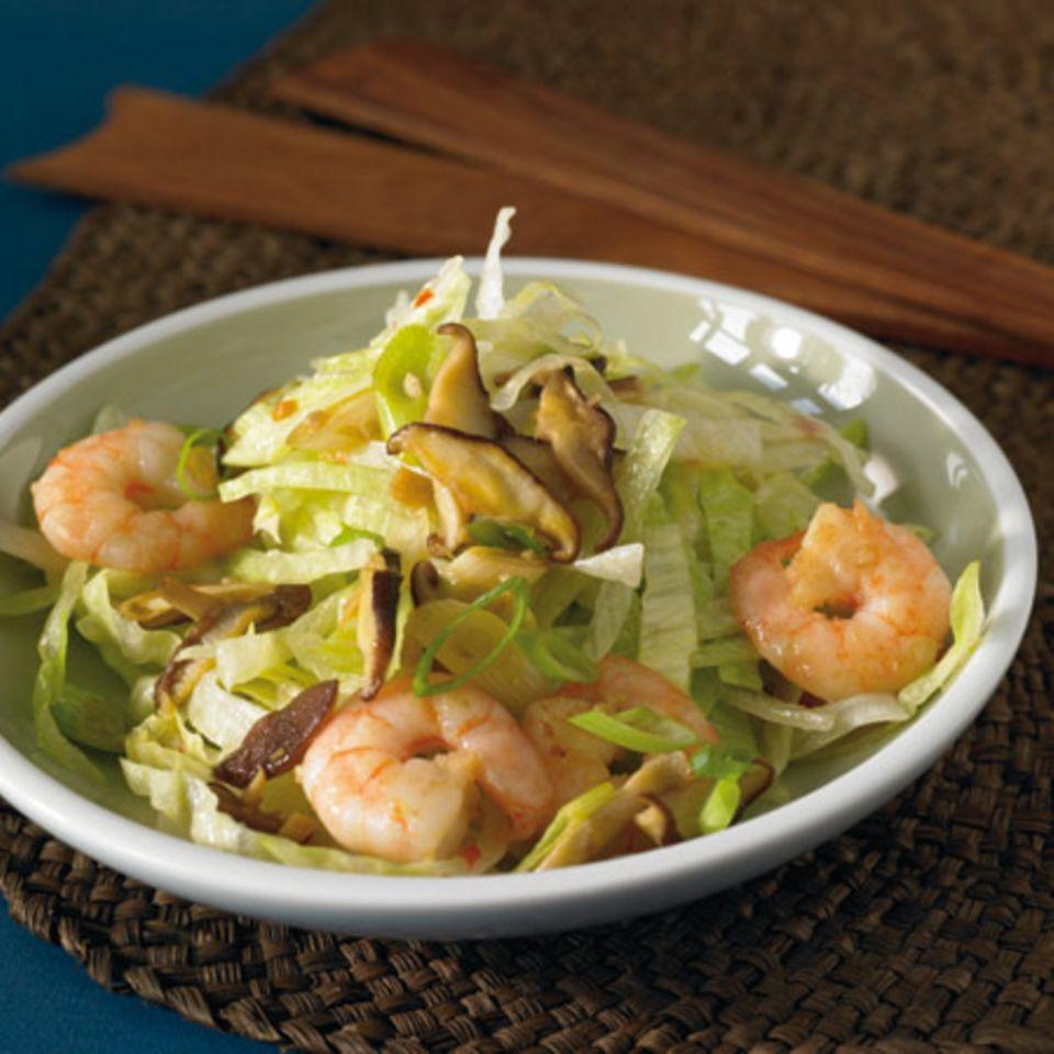 Rezepte: Salate mit Garnelen
