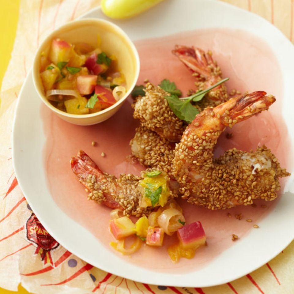 Rezepte: Raffinierte Gerichte mit Garnelen