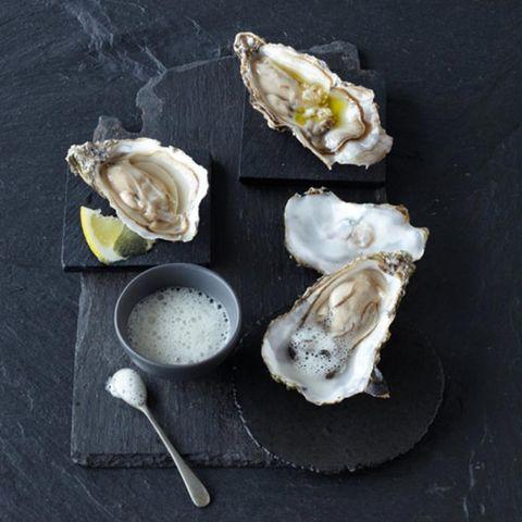 Rezepte: Meeresfrüchte ganz luxuriös