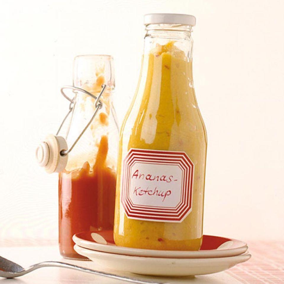 Rezepte: Beilagen und Saucen mit Curry