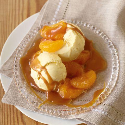 Süßes mit Mandarinen