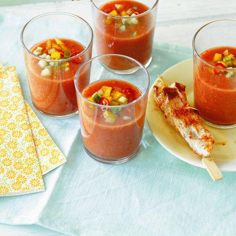 Sommer-Rezepte: Suppen