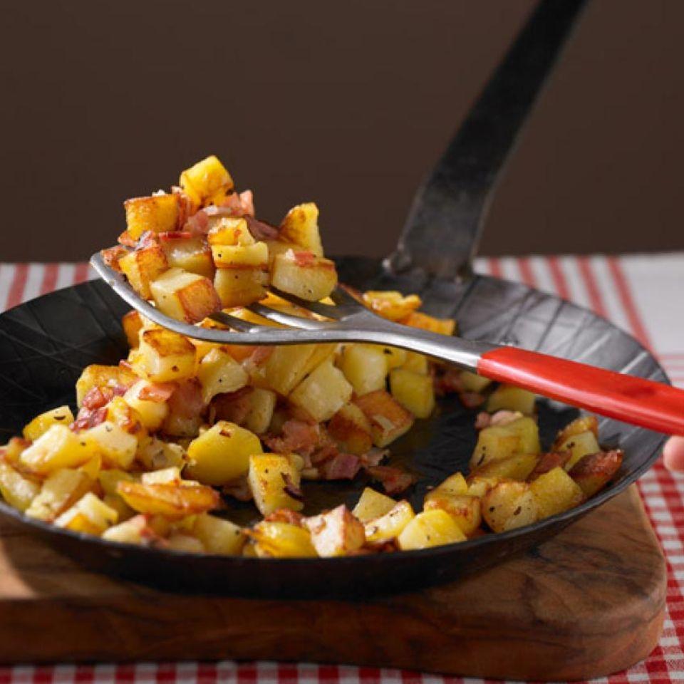Rezepte: Kartoffeln mit Kümmel